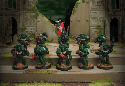 Click to view 3rd Company Tactical Squad Alatus Mortis
