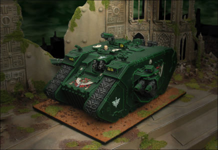 Click to view 3rd Company Land Raider Loelet