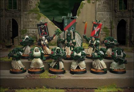 Click to view 3rd Company Command Squad Raziel
