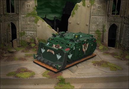 Click to view 3rd Company Command Squad Rhino Raziel