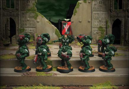 Click to view 3rd Company Devastator Squad Zakkiel